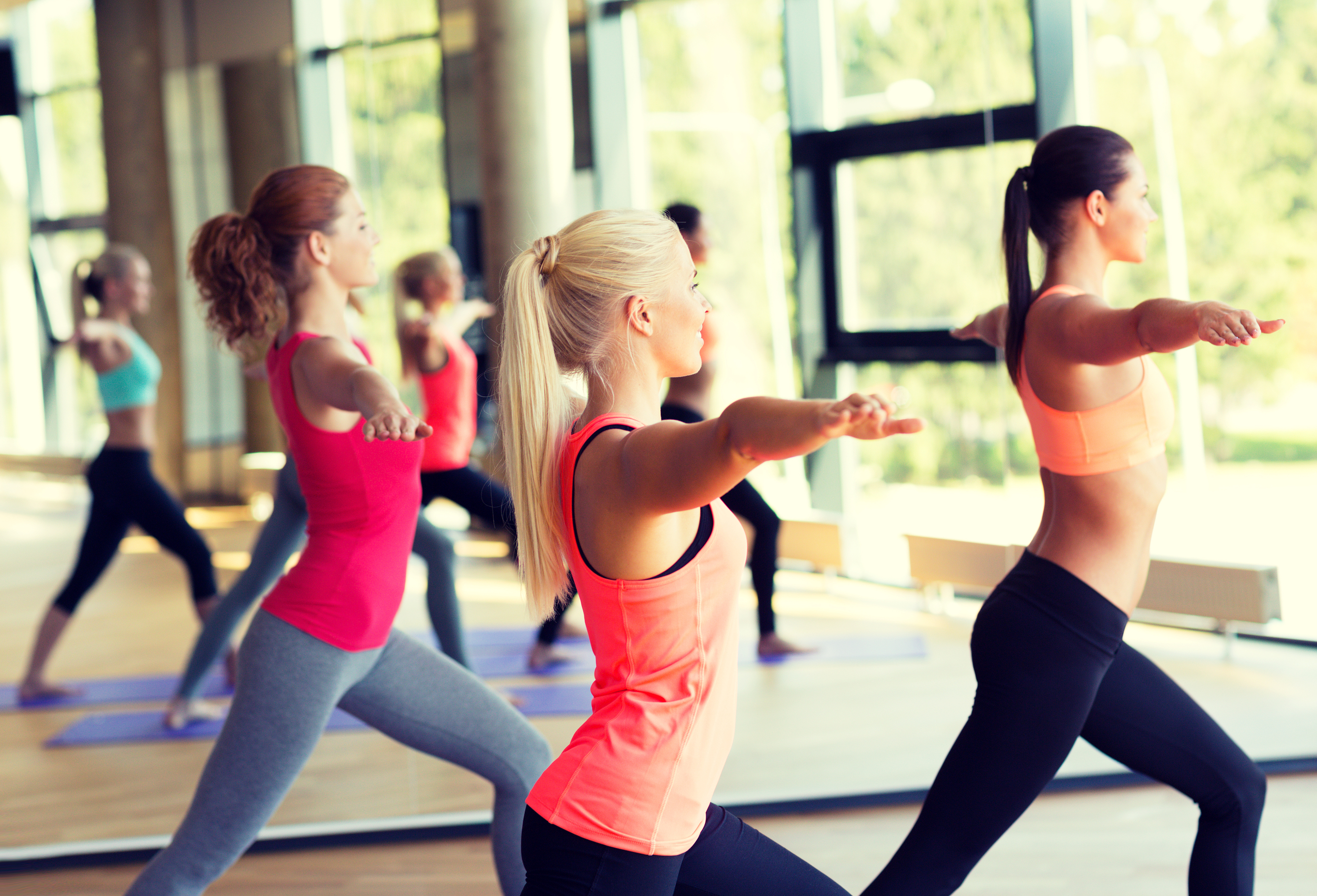 Fitness instructor sharing group exercise cues that stick