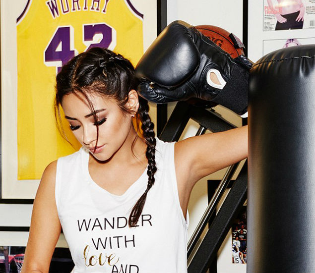 Shay Mitchell's Workout for Fitness Instructors